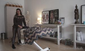 Velkommen til Wilferts, Britta Wilfert, Body SDS, Massage, bagsværd