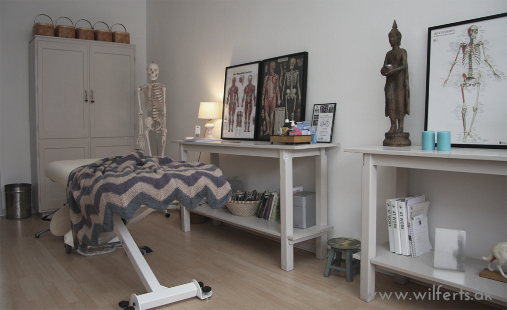 Booking, Wilferts, Body SDS, Fysiurgisk Massage