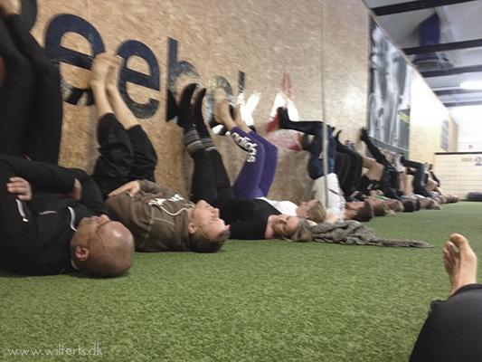 Mobility, Wilferts, Body SDS, Holdtræning